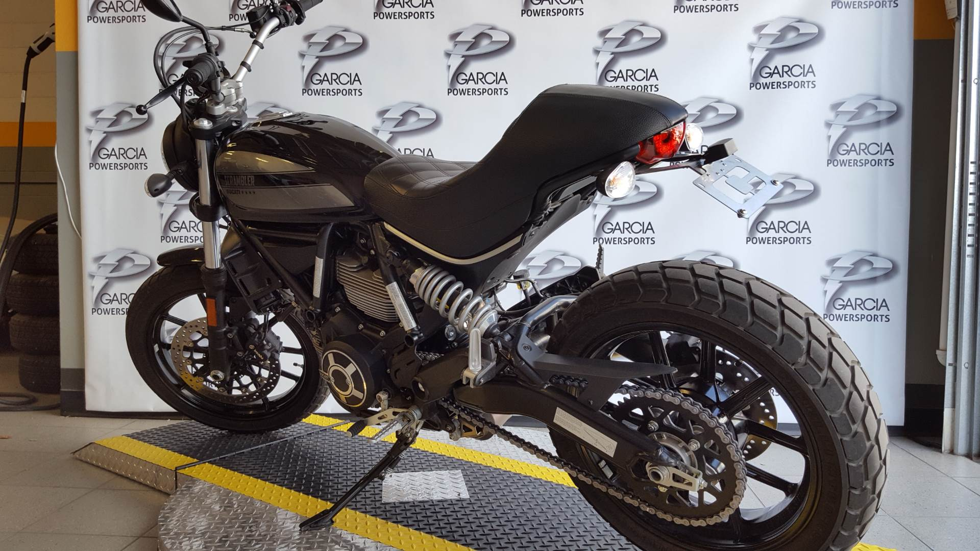 2016 Ducati Scrambler 62 in Albuquerque, New Mexico