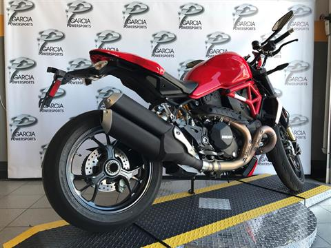 2016 Ducati Monster in Albuquerque, New Mexico
