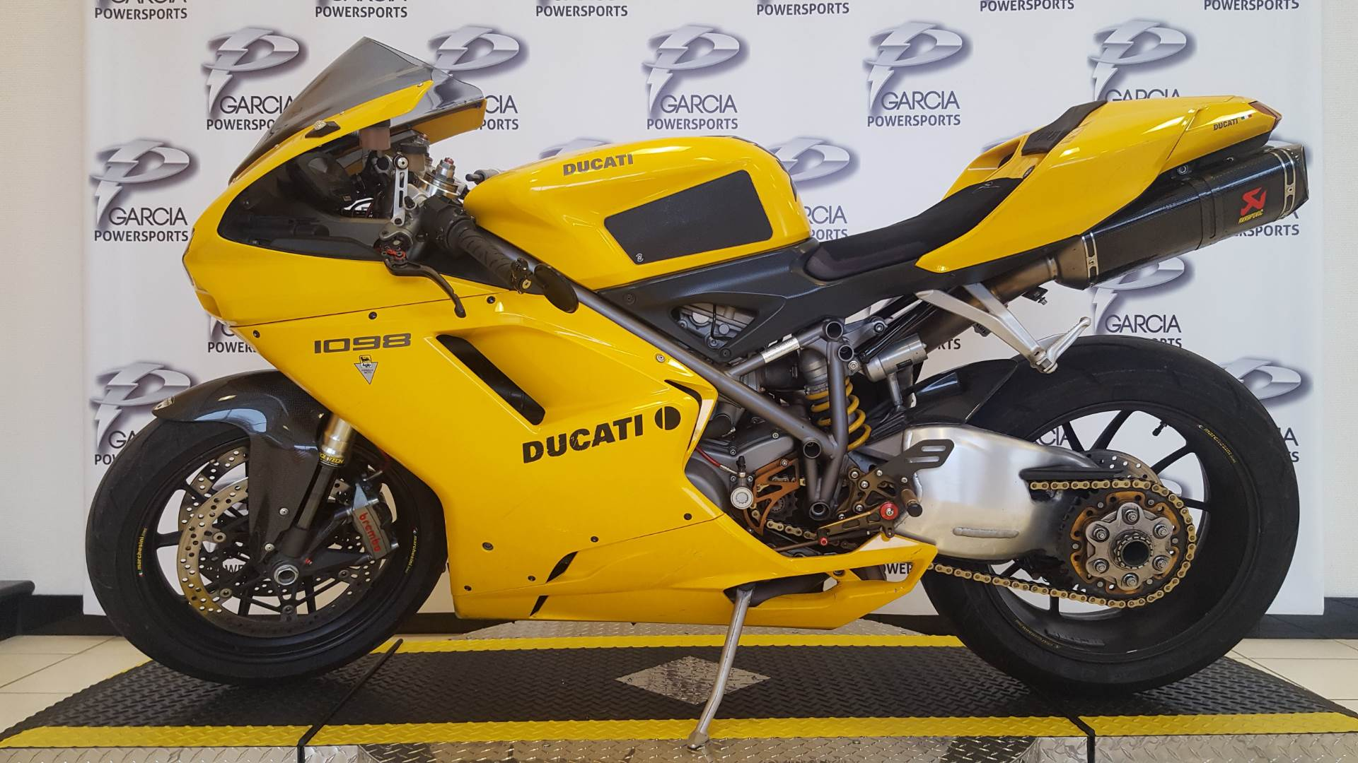 2008 Ducati Superbike 1098 in Albuquerque, New Mexico