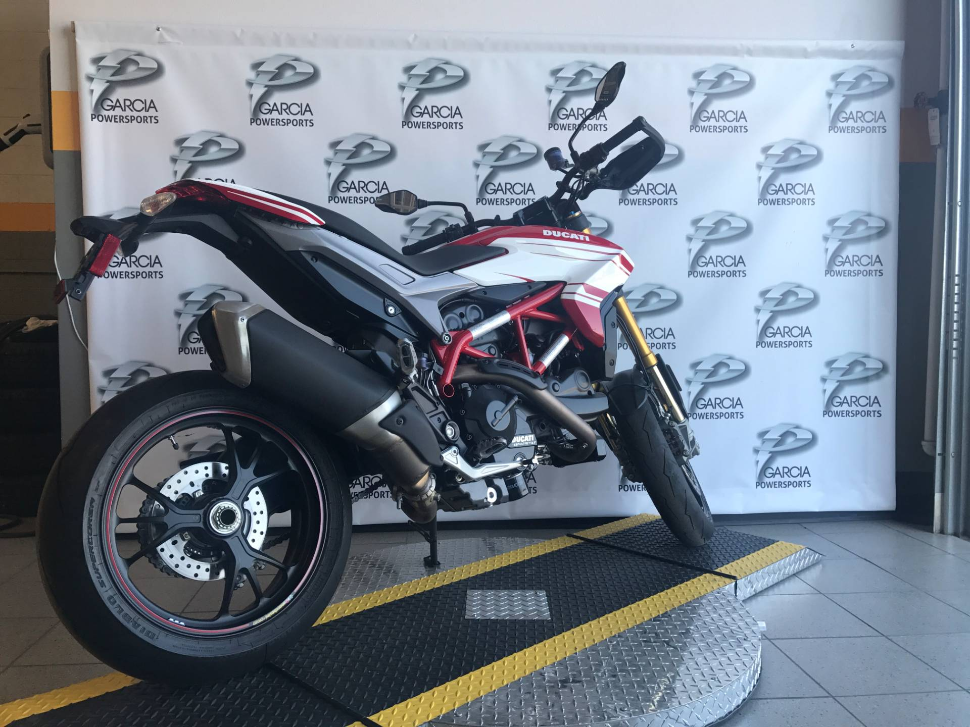 2016 Ducati Hypermotard in Albuquerque, New Mexico