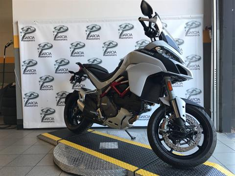 2016 Ducati Multistrada 1200 S in Albuquerque, New Mexico