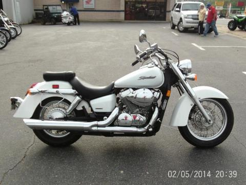 2007 Honda Shadow Spirit™ 750 C2 (VT750C2) in Bastrop In Tax District 1, Louisiana