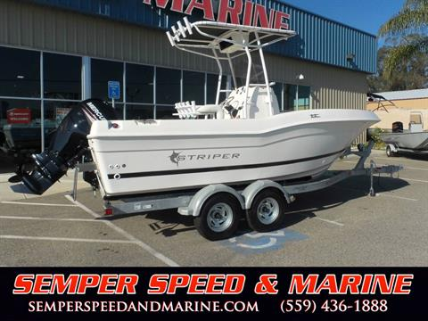 2016 Striper 200 CC-S in Madera, California