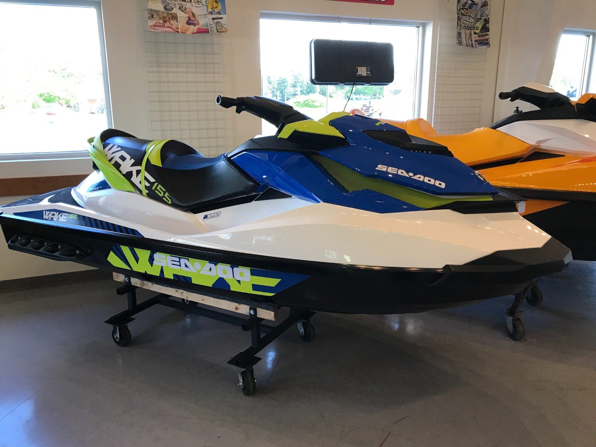 2016 Sea-Doo WAKE 155 in Mooresville, North Carolina