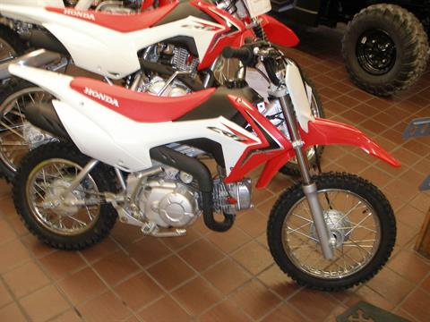 2017 Honda CRF110F in Abilene, Texas