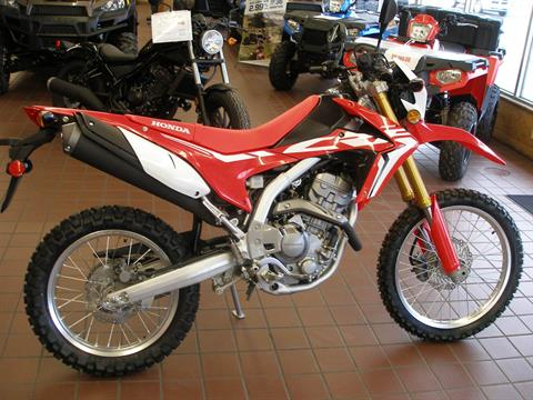 2017 Honda CRF250L in Abilene, Texas