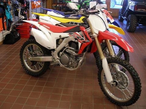 2017 Honda CRF250R in Abilene, Texas