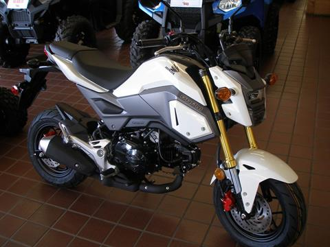 2017 Honda Grom in Abilene, Texas