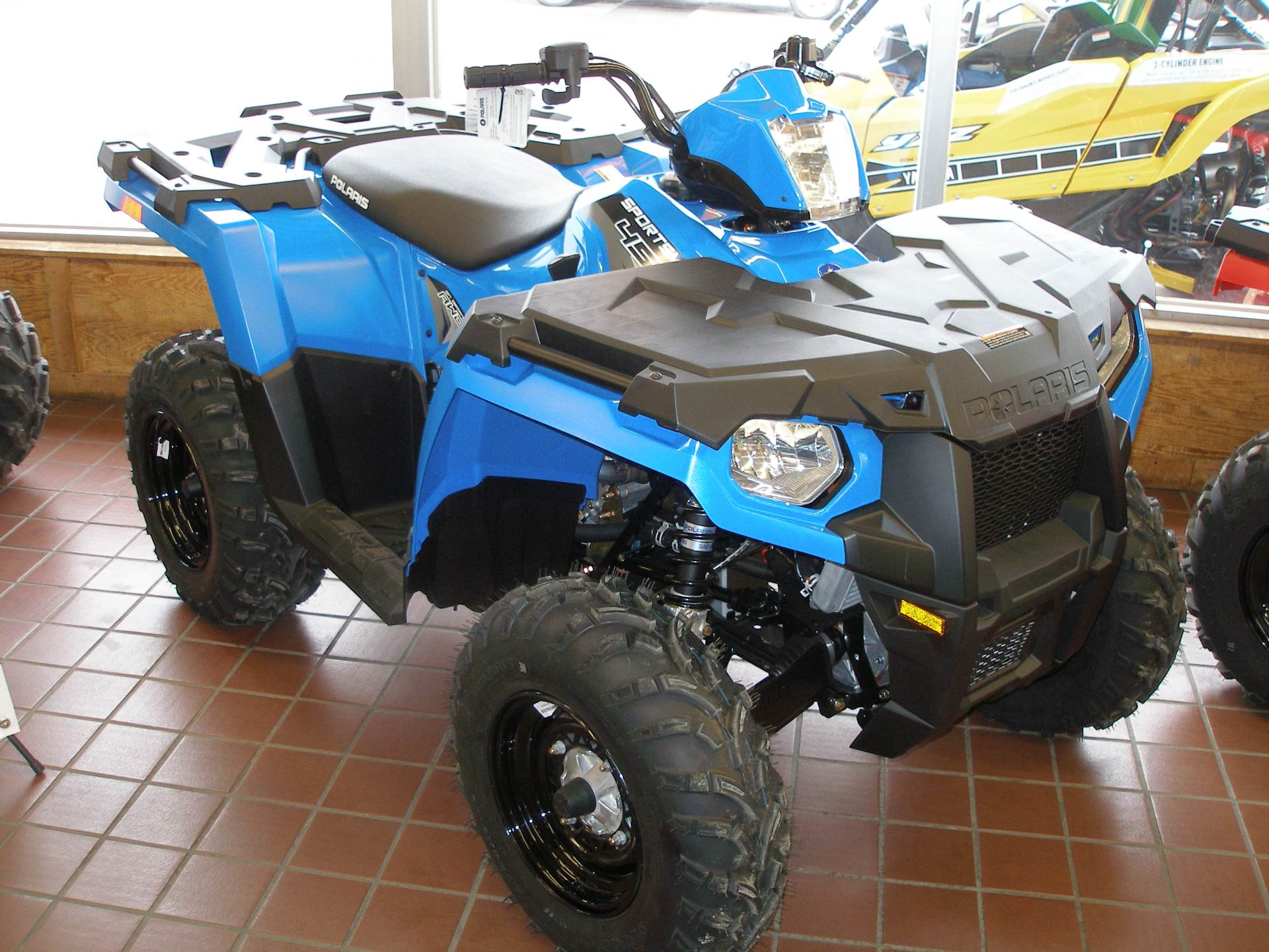 2017 Polaris Sportsman 450 H.O. in Abilene, Texas