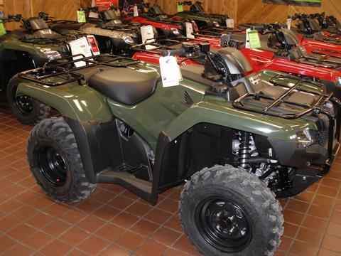 2017 Honda FourTrax Rancher 4x4 DCT EPS in Abilene, Texas