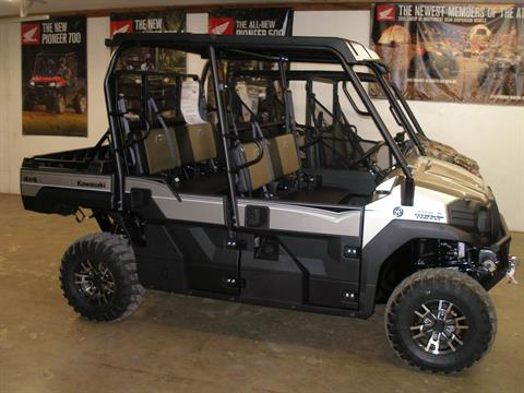 2018 Kawasaki Mule PRO-FXT RANCH EDITION in Abilene, Texas