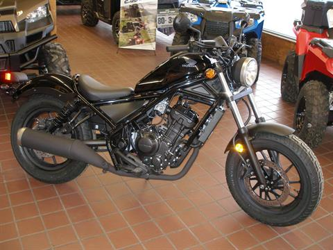 2017 Honda Rebel 300 in Abilene, Texas