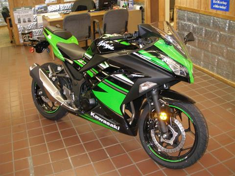 2017 Kawasaki NINJA 300 ABS KRT EDITION in Abilene, Texas