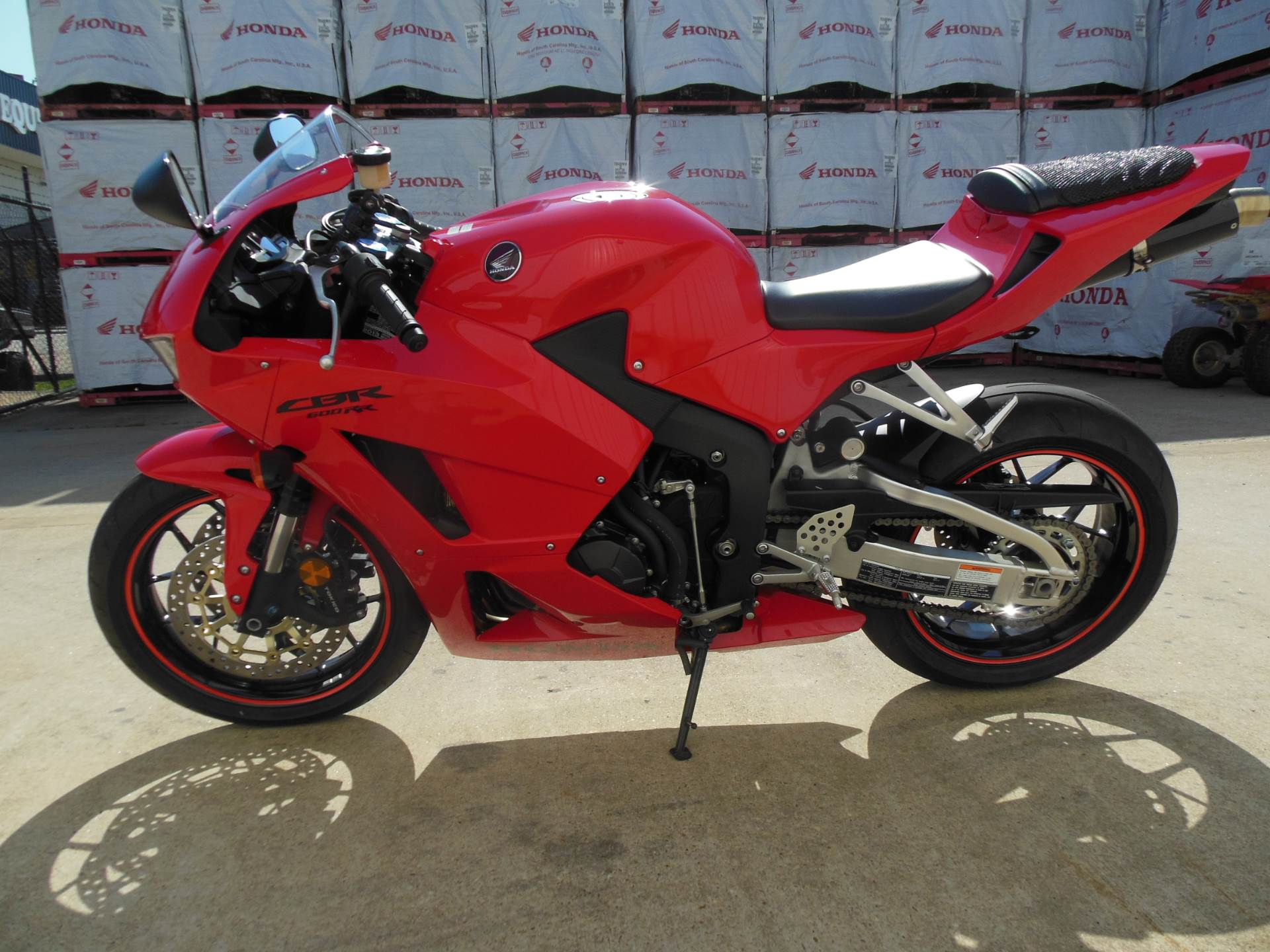 2013 Honda CBR®600RR in Brookhaven, Mississippi