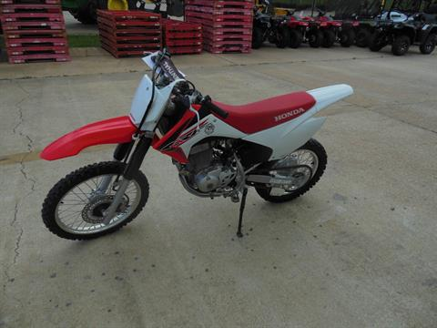 2016 Honda CRF150F in Brookhaven, Mississippi
