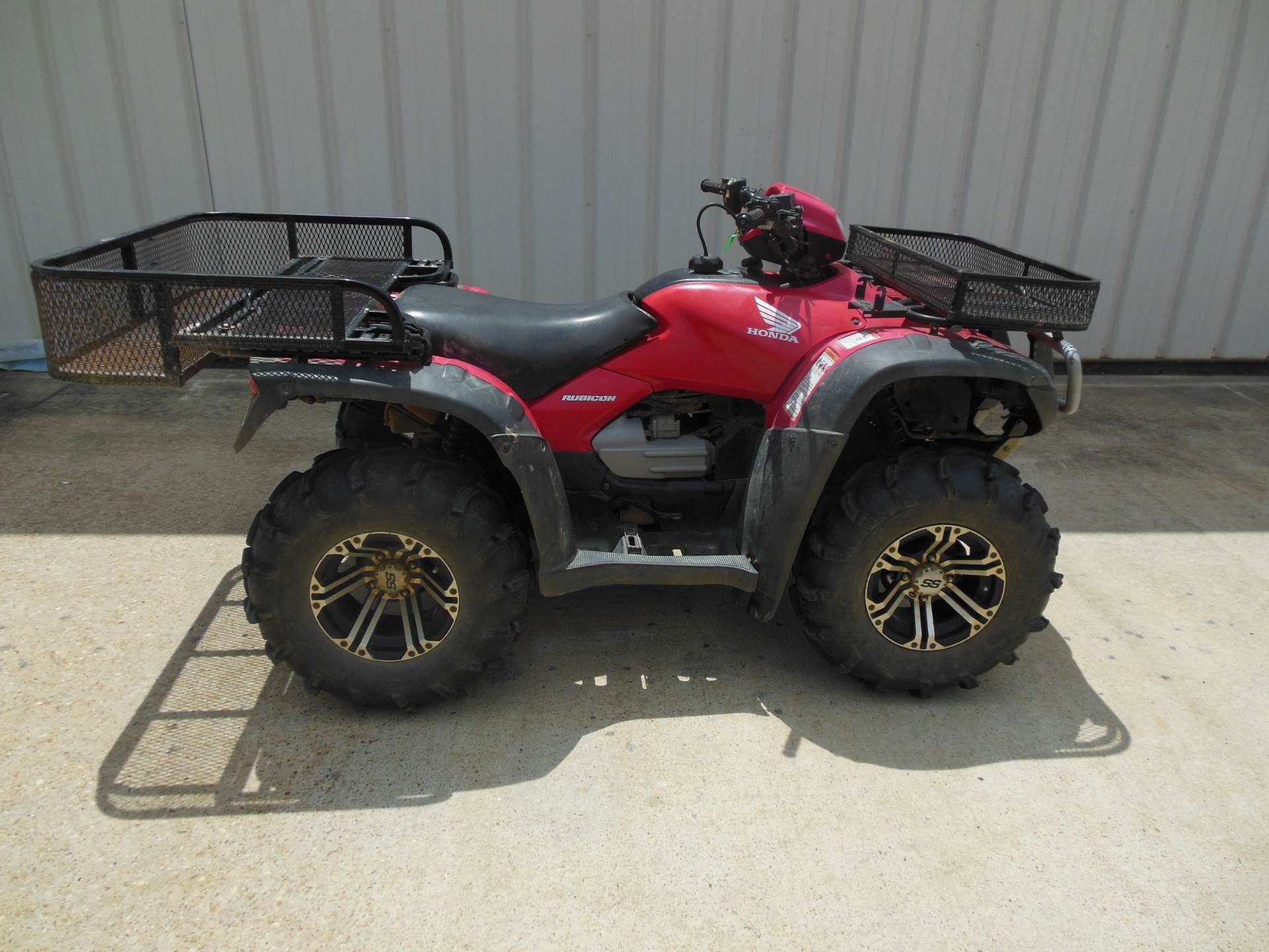 2005 Honda FourTrax Foreman® Rubicon in Brookhaven, Mississippi