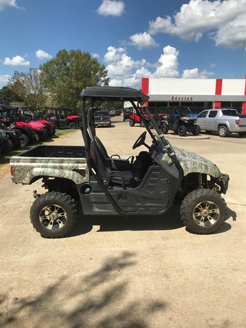 2007 Yamaha Rhino 660 Auto. 4x4 Ducks Unlimited Edition in Brookhaven, Mississippi
