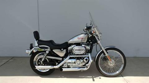 2002 Harley-Davidson Sportster Custom in Auburn, Washington