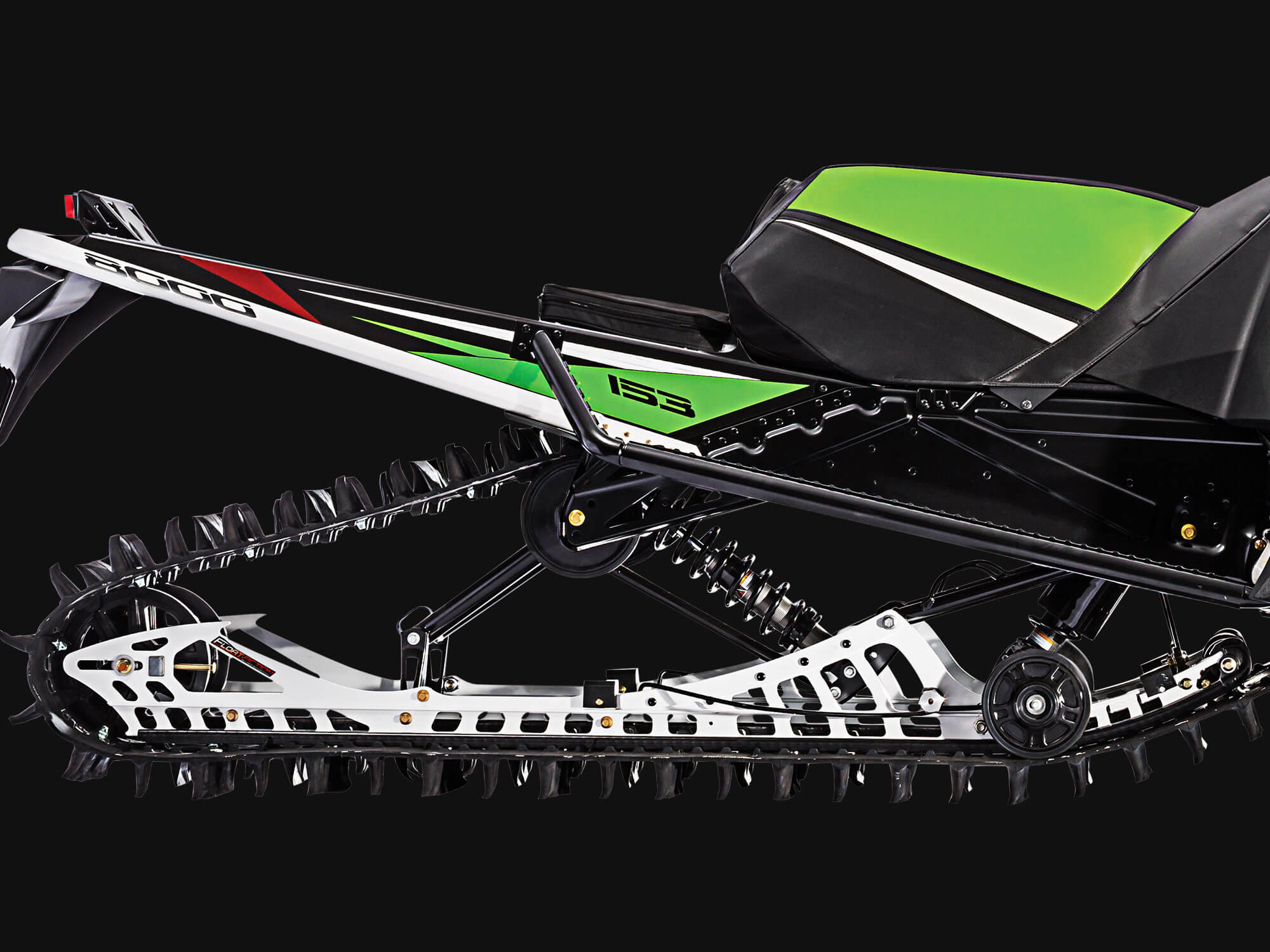 "2016 Arctic Cat M 6000 153"" SE in Fairview, Utah"