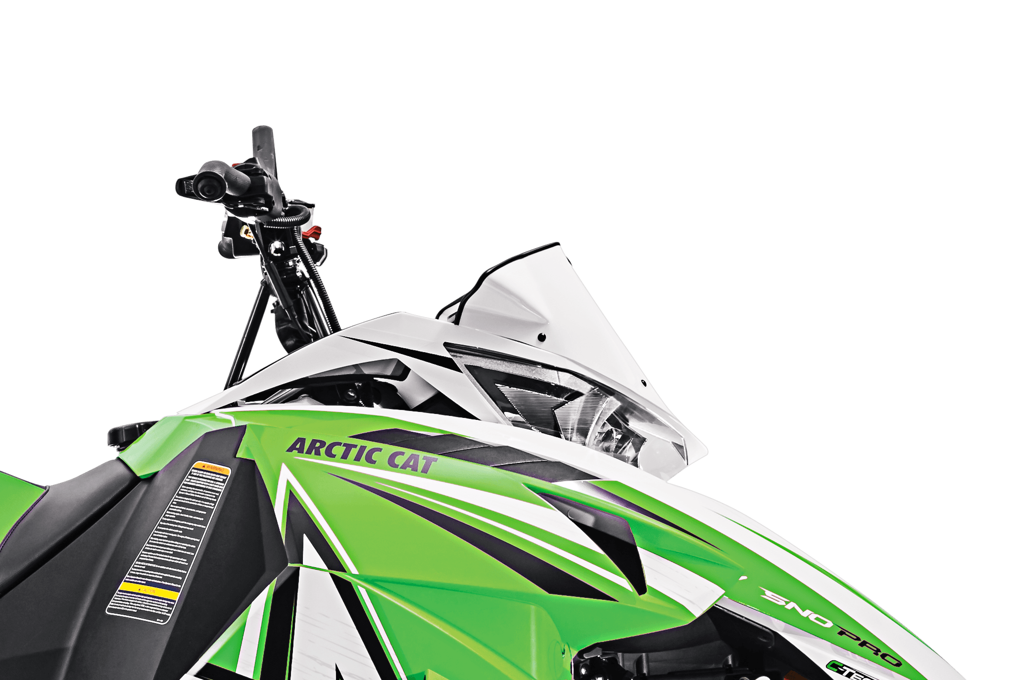 "2016 Arctic Cat M 7000 162"" Sno Pro ES in Hillsborough, New Hampshire"