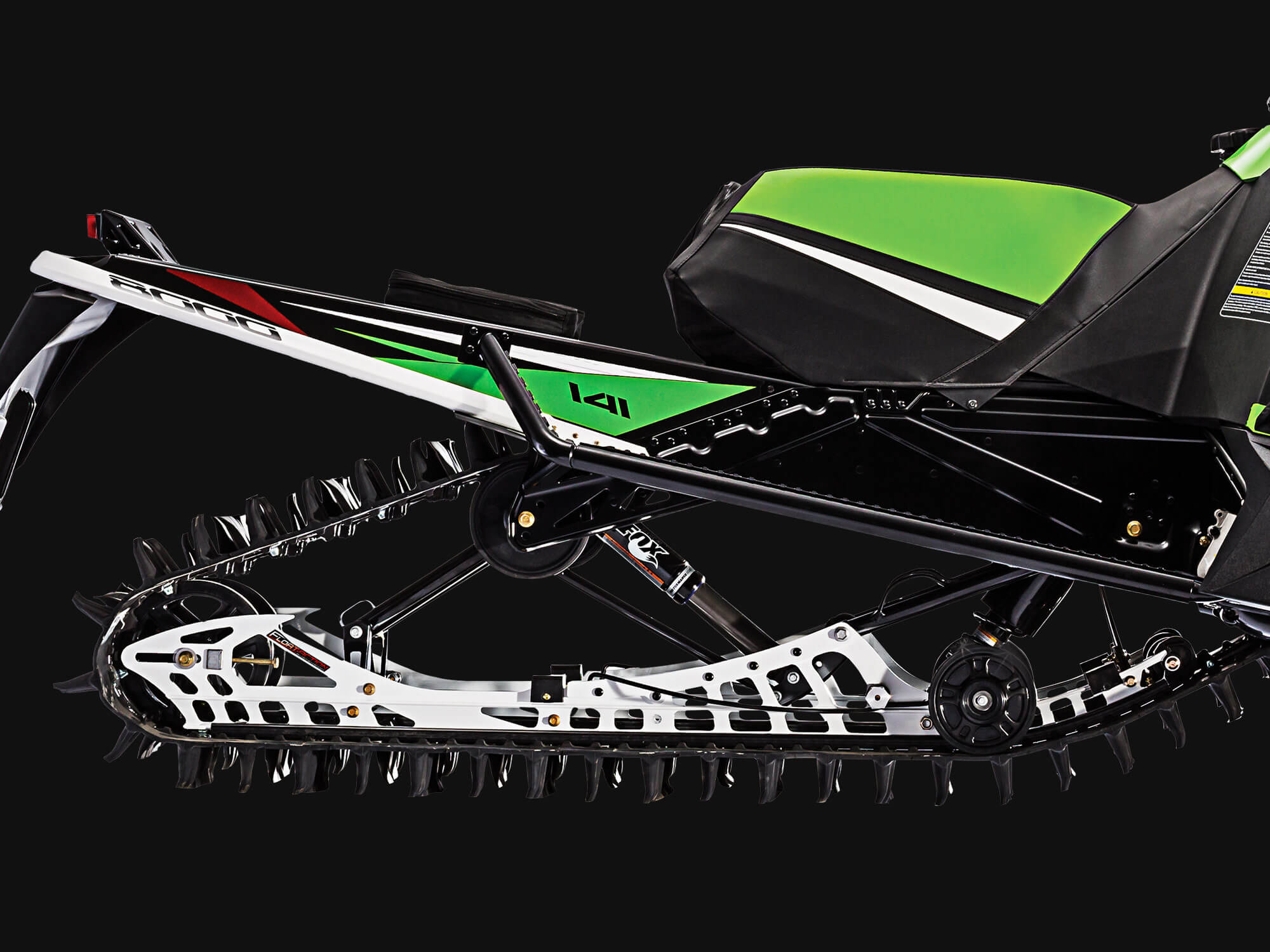 "2016 Arctic Cat M 8000 141"" Sno Pro in Fairview, Utah"