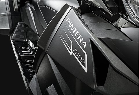 2016 Arctic Cat Pantera 7000  Limited in Fairview, Utah