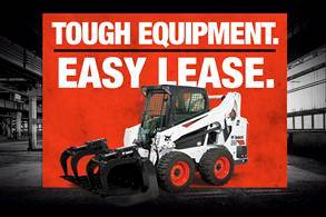 Bobcat Skid-Steer Loaders Offer
