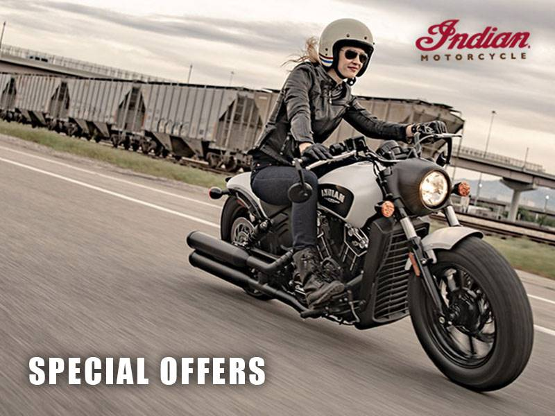 Indian - Legendary Summer Event - 2019 Thunder Stroke 111 Model Financing and Trade-In Offers