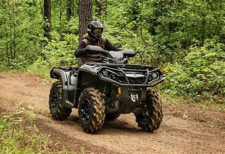 Can-Am - Ready To Ride Sales Event - Outlander Rebates