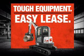 Bobcat Compact Excavator Offer