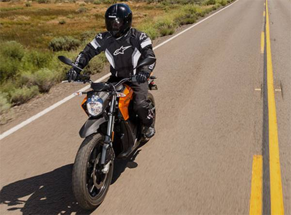 "Zero Motorcycles - FREE ""FUEL"" FOR LIFE - MY2017"
