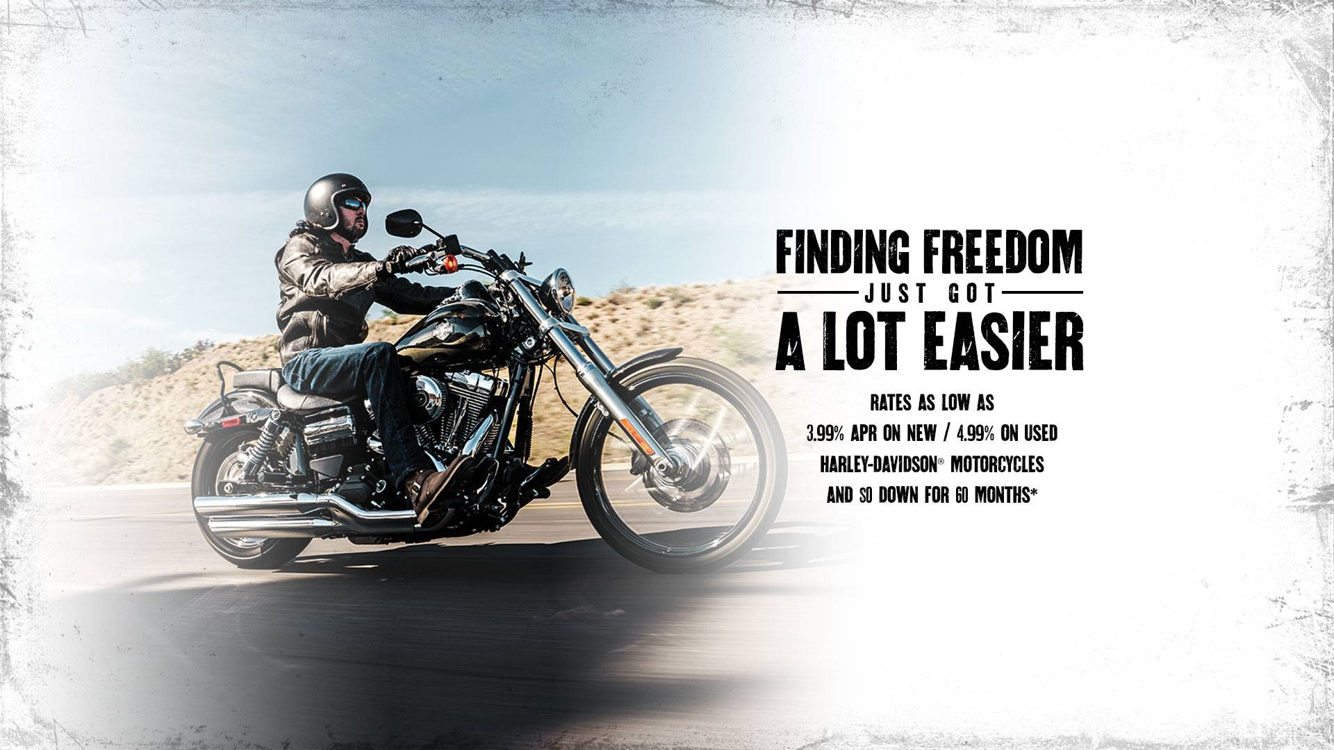 Harley-Davidson - LOW RATE PROMOTIONS ON NEW AND USED