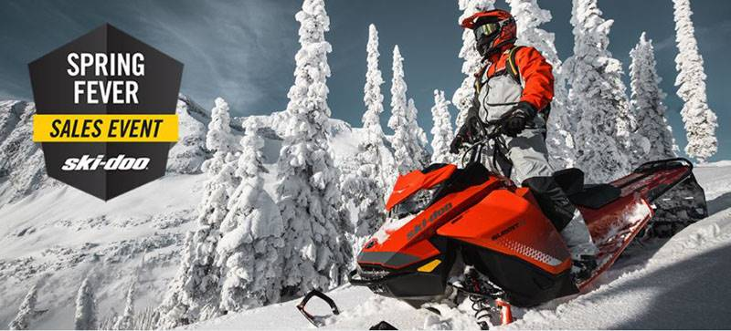 Ski-Doo Spring Fever Sales Event for 2019 Models