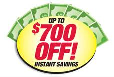 Honda Marine - Instant Savings!