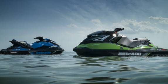 Sea-Doo - Buy 2 and Get Great Financing