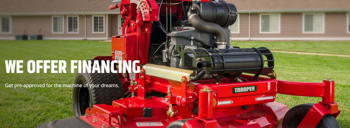 Big Dog Mowers - Financing Programs