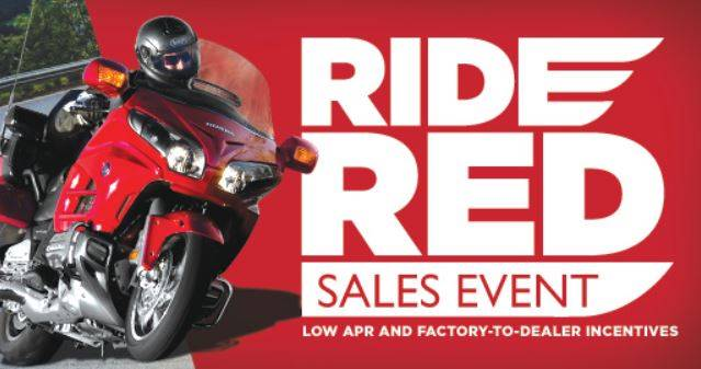 Honda - 0% APR for 12 Months with the Honda Powersports Credit Card