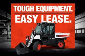 Bobcat Toolcat Utility Work Machine Offer
