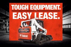 Bobcat Compact Track Loader Offer