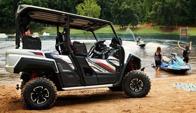 Yamaha Motor Corp., USA Yamaha - Current Offers - Recreation Side-By-Side