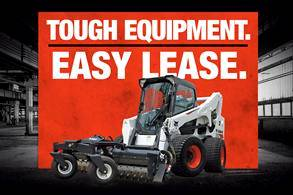 Bobcat All-Wheel Steer Loader Offer