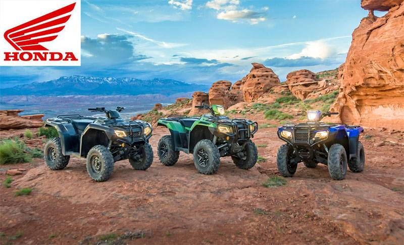 Honda - Dream Garage - All ATVs and SxS
