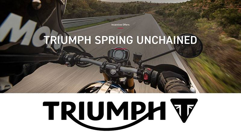 Triumph - Spring Unchained Program
