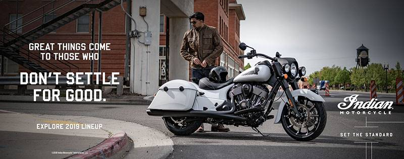 Indian - 2019 ThunderStroke 111 Financing