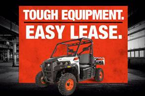 Bobcat Utility Vehicle Offer