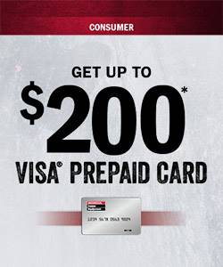 Honda Power Equipment Honda - $200 VISA PREPAID CARD