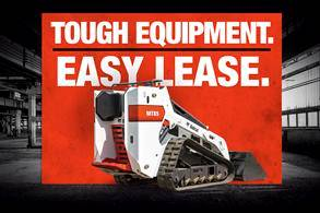 Bobcat Mini Track Loaders Offer