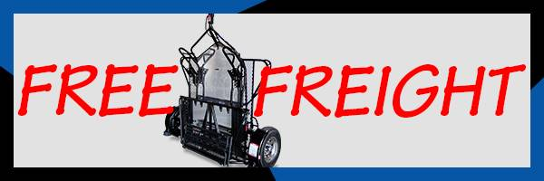 Kendon Free Freight on Stand-Up Trailers