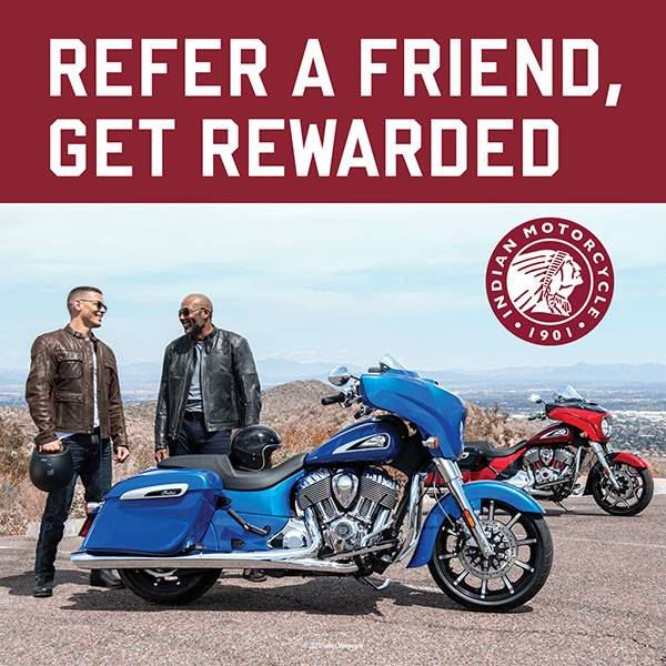 Indian - Referral Offer