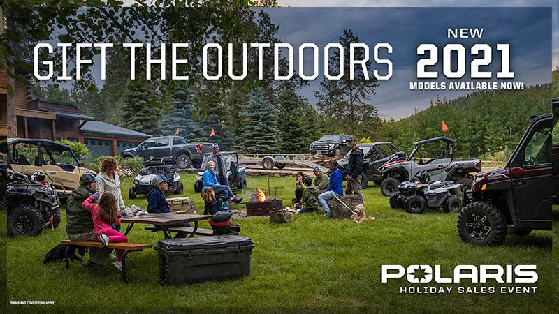 Polaris - Holiday Sales Event - Off Road